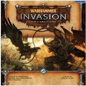 Heidelberger Spieleverlag HE200 - Warhammer Invasion, Kartenspie