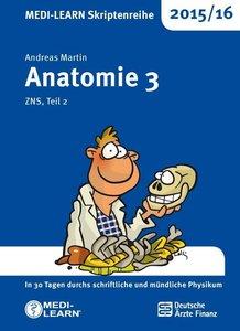 MEDI-LEARN Skriptenreihe 2015/16: Anatomie 3