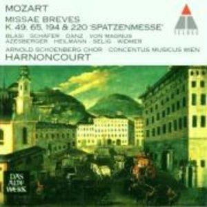 Spatzenmesse/Missa Brevis
