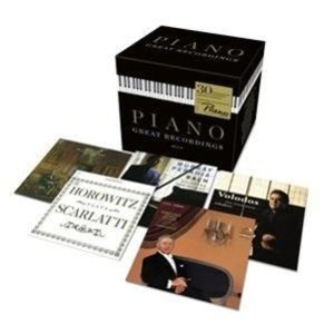 Great Piano Recordings
