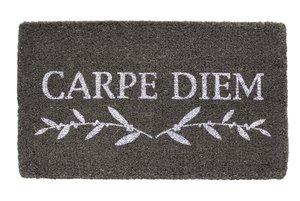 Fussmatte Carpe Diem, 74x44cm