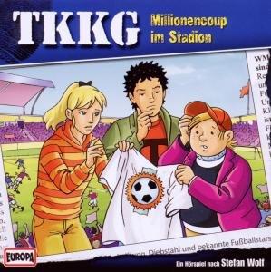 TKKG 168. Millionencup im Stadion