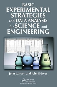 Basic Experimental Strategies and Data Analysis for Science and