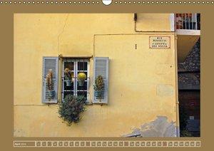 Nizza, Monaco, Antibes (Wandkalender 2016 DIN A3 quer)