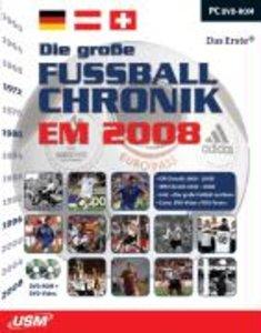 Die große Fußball-Chronik EM 2008