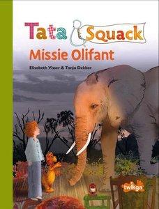 Tata & Squack - Missie Olifant 01