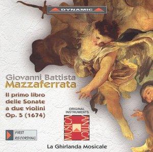 Il primo libro delle sonate a 2 violini