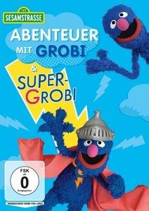 Sesamstrasse Abenteuer mit Grobi & Supergrobi