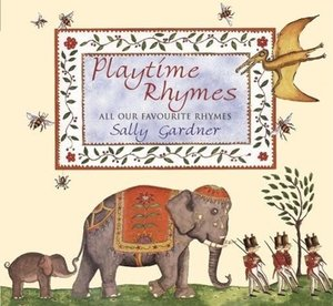 Playtime Rhymes. Book + CD