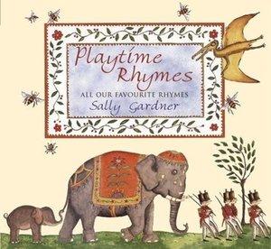 Playtime Rhymes. Book + CD