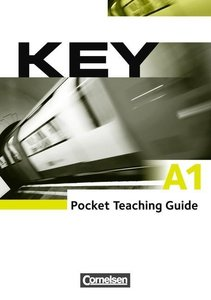 Key A1. Pocket Teaching Guide mit Kursbuch inkl. Kopiervorlagen