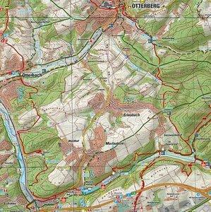 Naturpark Pfälzerwald Blatt 3 Kaiserslautern und Umgebung