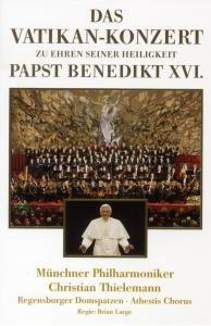 Das Vatikan-Konzert Zu Ehren Seiner Heiligkeit