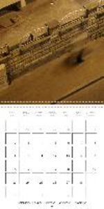 Motion Frames Istanbul (Wall Calendar 2015 300 × 300 mm Square)
