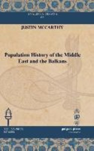 Population History of the Middle East and the Balkans