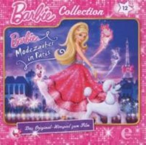 "Barbie Collection 12 ""Modezauber in Paris"""