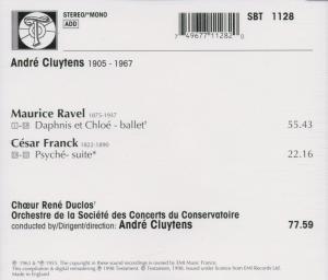 Daphnis Et Chloe/Psyche Suite