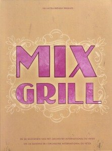 Mix Grill (+CD)