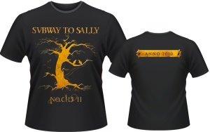 Nackt 2010 T-Shirt M