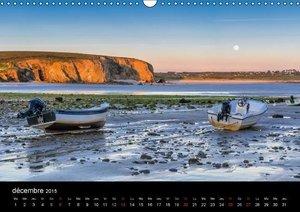 La Bretagne la presqu île de Crozon (Calendrier mural 2015 DIN A