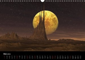 Fantasie-Planeten