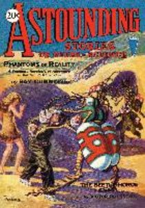 Astounding Stories of Super-Science, Vol. 1, No. 1 (January, 193