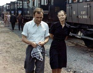 Le Train - Nur ein Hauch von Glück. Romy Schneider Edition