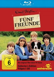 Fünf Freunde-Collector's Edition BD (Jumbo Amara