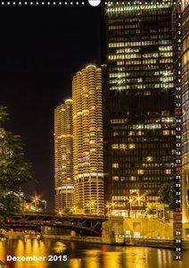 Viola, M: CHICAGO Der Stadtkern (Wandkalender 2015 DIN A3 ho