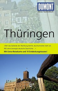 DuMont Reise-Taschenbuch Reiseführer Thüringen