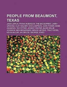 People from Beaumont, Texas