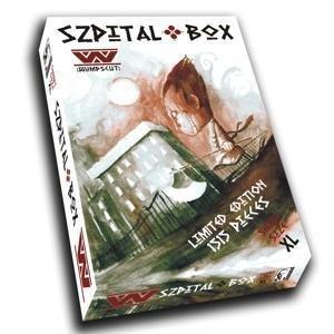 Madman Szpital (Ltd.Boxset Inkl.2CD,Handtuch,T