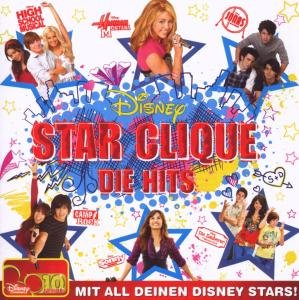 Disney Star Clique-Die Hits