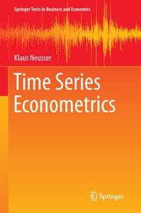 Time Series Econometrics