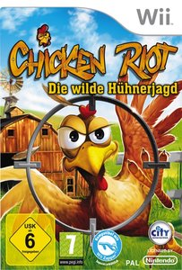 Chicken Riot - Die wilde Hühnerjagd