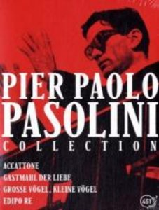 Pier Paolo Pasolini Collection