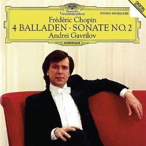 4 Balladen/Klaviersonate 2