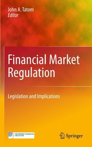 Financial Market Regulation