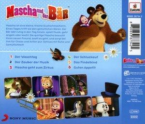 004/Mascha geht zum Zirkus