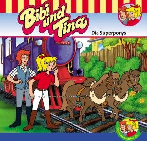 Bibi und Tina 42. Die Superponys. CD