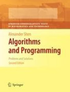 Algorithms and Programming