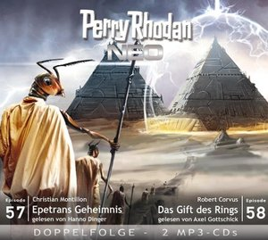 Perry Rhodan NEO 57 - 58 Epetrans Geheimnis - Das Gift des Rings