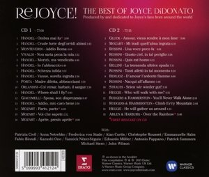 Rejoyce! The Best Of Joyce DiDonato