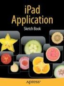 iPad Application Sketch Book