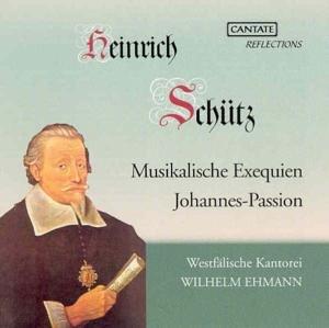 Musikalische Exequien/+Johannespassion