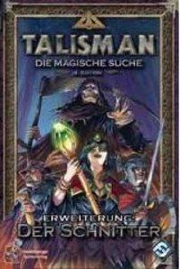 Heidelberger Spieleverlag HE168 - Talisman: Schnitter, Erweiteru