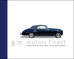 motors finest. Seeger Collection Rolls-Royce - Bentley. Insights