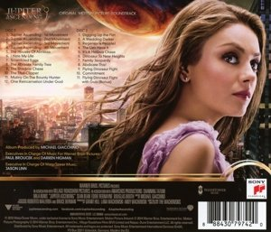 Jupiter Ascending/OST