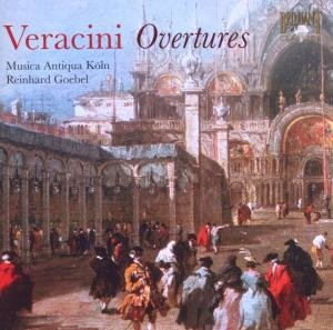 Veracini: Ouvertures