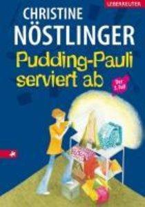 Pudding-Pauli serviert ab